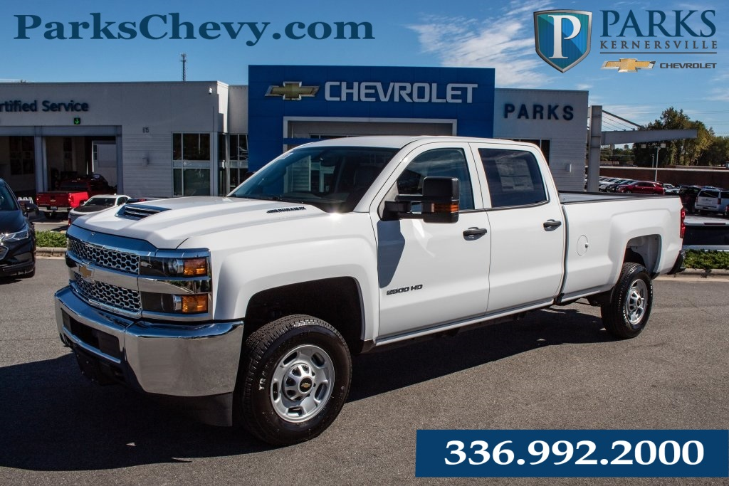 2019 Silverado 2500 Crew Cab 4x2,  Pickup #FK5501 - photo 1