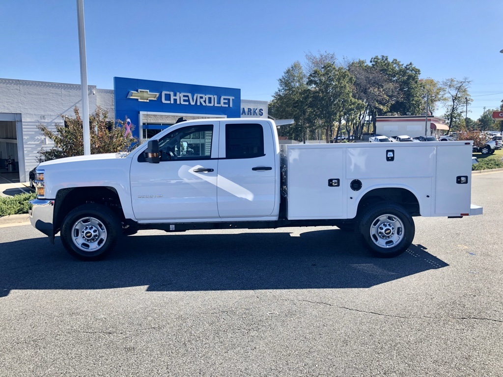 2019 Chevrolet Silverado 2500 Double Cab 4x2, Knapheide Steel Service Body #FK5582 - photo 3