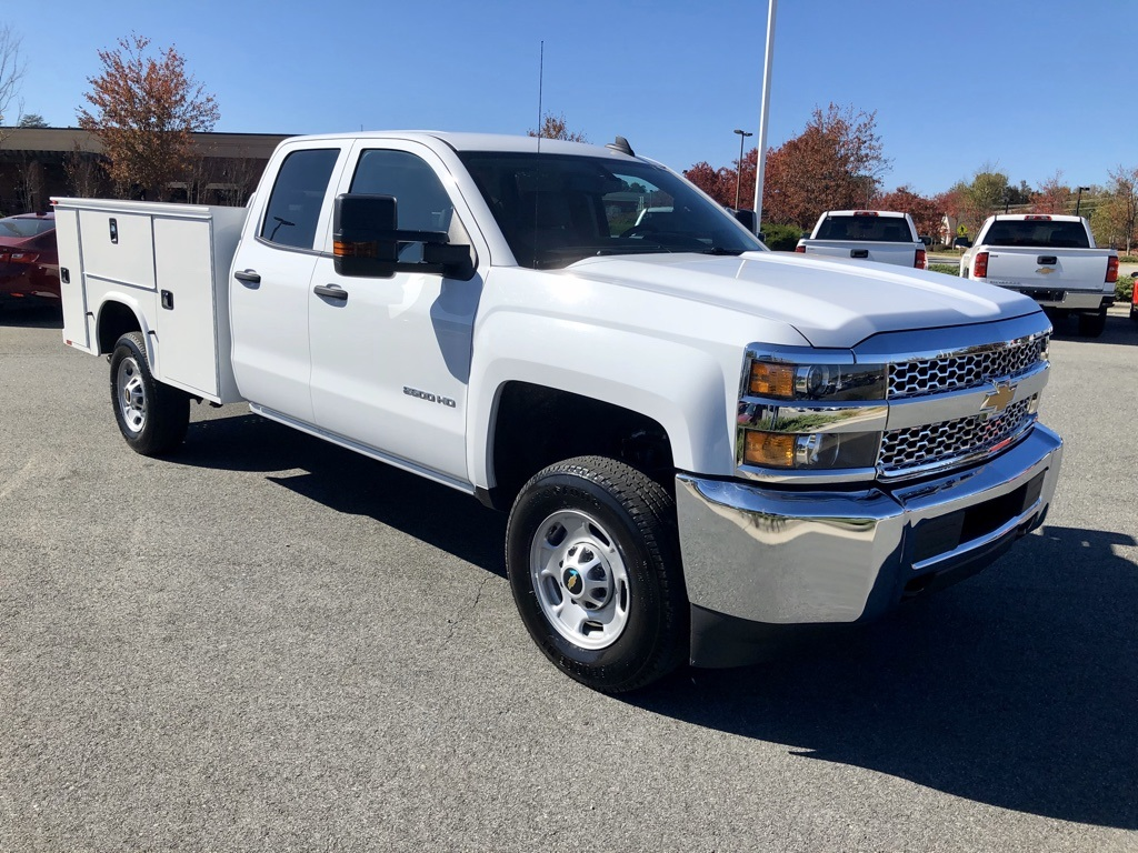 2019 Chevrolet Silverado 2500 Double Cab 4x2, Knapheide Steel Service Body #FK5582 - photo 9