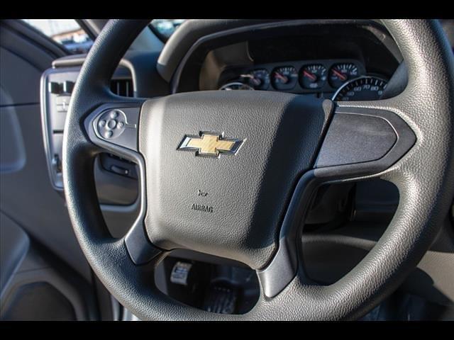 2021 Chevrolet Silverado 5500 Regular Cab DRW 4x2, Cab Chassis #FK55894 - photo 19