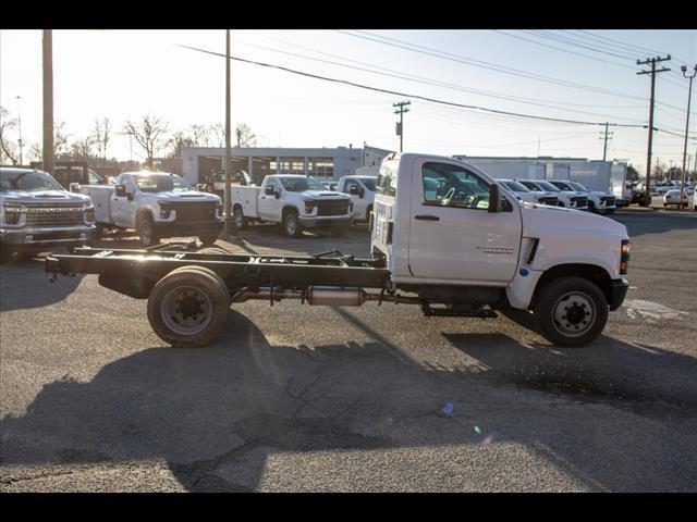 2021 Chevrolet Silverado 5500 Regular Cab DRW 4x2, Cab Chassis #FK55894 - photo 6