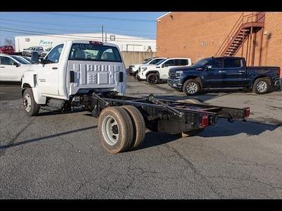 2021 Chevrolet Silverado 5500 Regular Cab DRW 4x2, Cab Chassis #FK55894 - photo 2