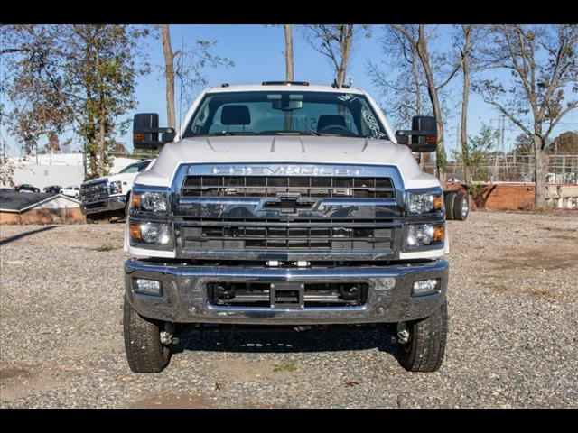 2019 Chevrolet Silverado 4500 Regular Cab DRW 4x4, PJ's Landscape Dump #FK5590 - photo 9