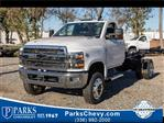 2019 Chevrolet Silverado 4500 Regular Cab DRW 4x4, PJ's Landscape Dump #FK5590 - photo 1