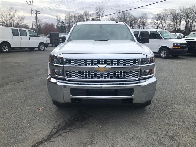 2019 Chevrolet Silverado 2500 Double Cab 4x2, Knapheide Steel Service Body #FK5673 - photo 10