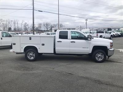 2019 Chevrolet Silverado 2500 Double Cab 4x2, Knapheide Steel Service Body #FK5673 - photo 7
