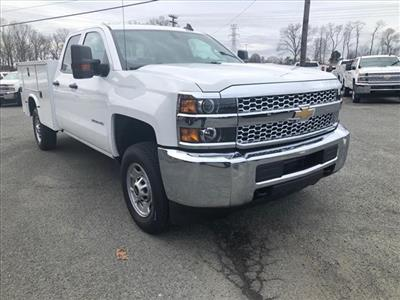 2019 Chevrolet Silverado 2500 Double Cab 4x2, Knapheide Steel Service Body #FK5673 - photo 9