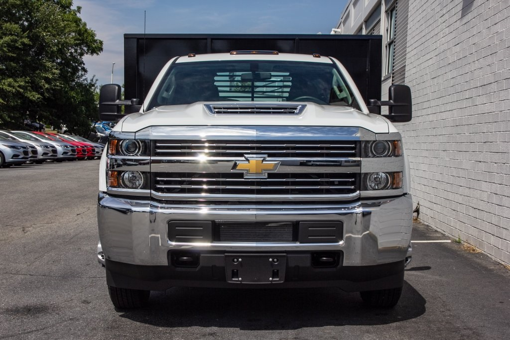 2018 Silverado 3500 Regular Cab DRW 4x2,  Freedom Platform Body #FK5706 - photo 12