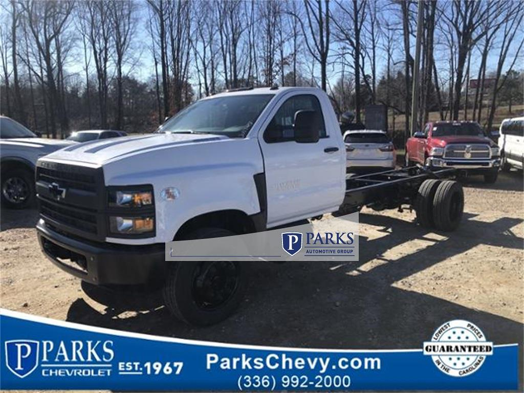 2020 Chevrolet Silverado 5500 Regular Cab DRW 4x2, Cab Chassis #FK5725 - photo 1