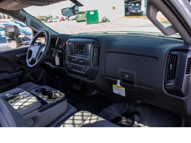 2017 Silverado 3500 Regular Cab DRW 4x2,  Knapheide Rigid Side Dump Body #FK5778 - photo 12