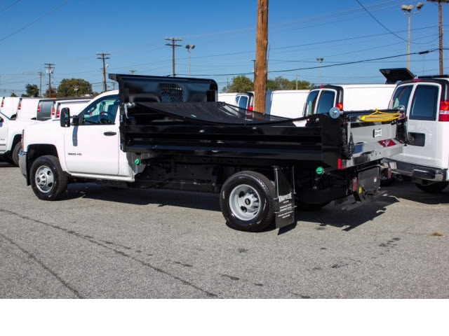 2017 Silverado 3500 Regular Cab DRW 4x2,  Knapheide Rigid Side Dump Body #FK5778 - photo 15