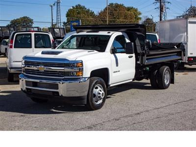 2017 Silverado 3500 Regular Cab DRW 4x2,  Knapheide Rigid Side Dump Body #FK5778 - photo 1