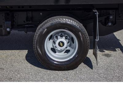 2017 Silverado 3500 Regular Cab DRW 4x2,  Knapheide Rigid Side Dump Body #FK5778 - photo 19