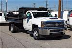 2017 Silverado 3500 Regular Cab DRW 4x2,  Knapheide Rigid Side Dump Body #FK5778 - photo 5