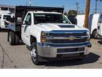 2017 Silverado 3500 Regular Cab DRW 4x2,  Knapheide Rigid Side Dump Body #FK5778 - photo 6
