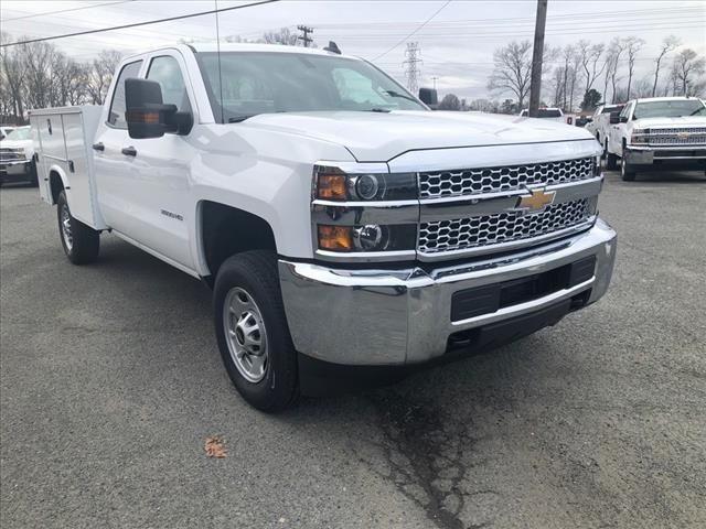 2019 Chevrolet Silverado 2500 Double Cab 4x2, Knapheide Steel Service Body #FK5863 - photo 9