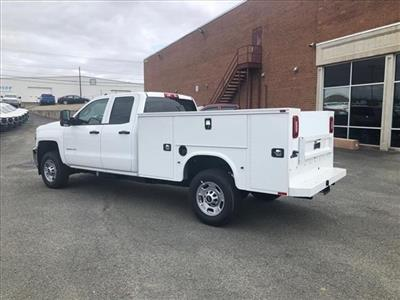 2019 Chevrolet Silverado 2500 Double Cab 4x2, Knapheide Steel Service Body #FK5863 - photo 2