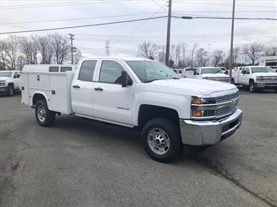 2019 Chevrolet Silverado 2500 Double Cab 4x2, Knapheide Steel Service Body #FK5863 - photo 8