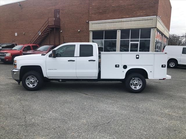 2019 Chevrolet Silverado 2500 Double Cab 4x2, Knapheide Steel Service Body #FK5887 - photo 3