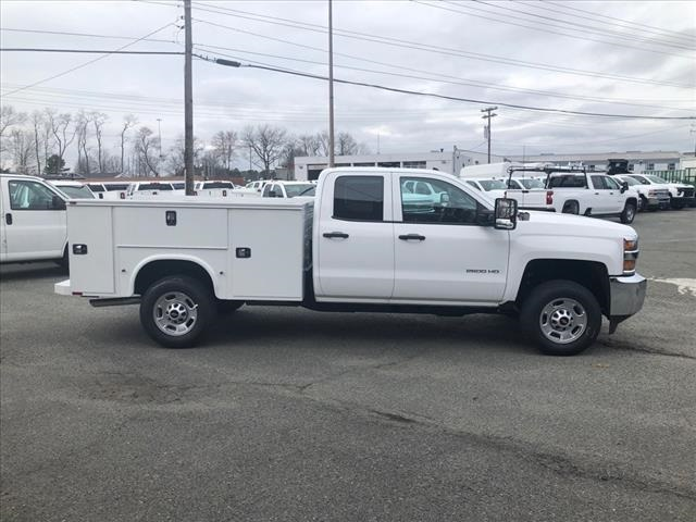 2019 Chevrolet Silverado 2500 Double Cab 4x2, Knapheide Steel Service Body #FK5887 - photo 7
