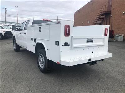 2019 Chevrolet Silverado 2500 Double Cab 4x2, Knapheide Steel Service Body #FK5887 - photo 2