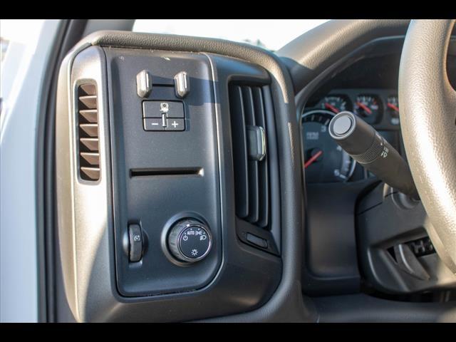 2021 Chevrolet Silverado 5500 Regular Cab DRW 4x2, Cab Chassis #FK5895 - photo 17