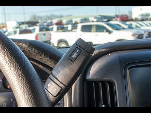 2021 Silverado 5500 Regular Cab DRW 4x2,  PJ's Truck Bodies Landscape Dump #FK5895 - photo 21