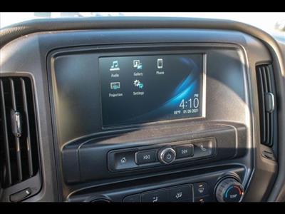 2021 Chevrolet Silverado 5500 Regular Cab DRW 4x2, Cab Chassis #FK5895 - photo 22