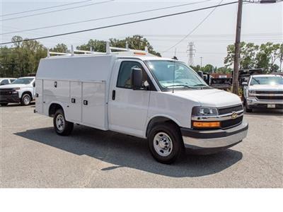2019 Chevrolet Express 3500 4x2, Knapheide KUV Service Utility Van #FK5986 - photo 11