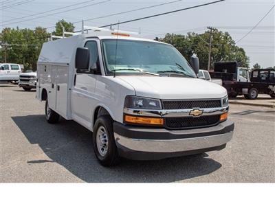 2019 Chevrolet Express 3500 4x2, Knapheide KUV Service Utility Van #FK5986 - photo 12