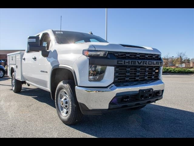 2020 Chevrolet Silverado 2500 Double Cab 4x2, Knapheide Steel Service Body #FK6009 - photo 14