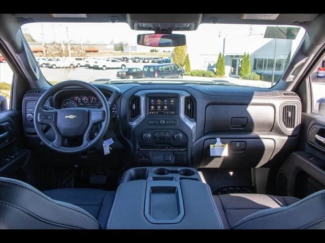 2020 Chevrolet Silverado 2500 Double Cab 4x2, Knapheide Steel Service Body #FK6009 - photo 22