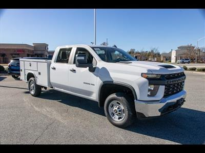 2020 Chevrolet Silverado 2500 Double Cab 4x2, Knapheide Steel Service Body #FK6009 - photo 13
