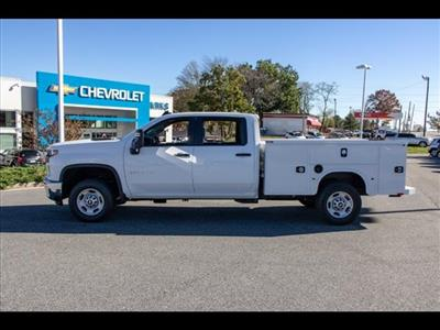 2020 Chevrolet Silverado 2500 Double Cab 4x2, Knapheide Steel Service Body #FK6009 - photo 4