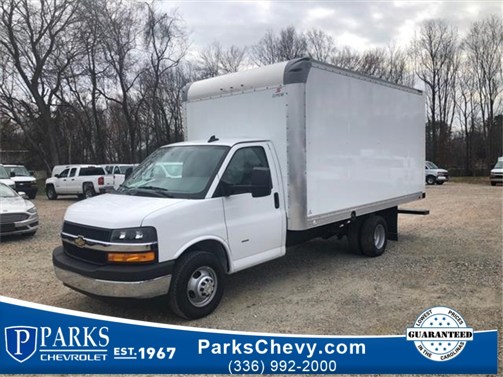 2019 Chevrolet Express 3500 4x2, Supreme Dry Freight #FK60185 - photo 1