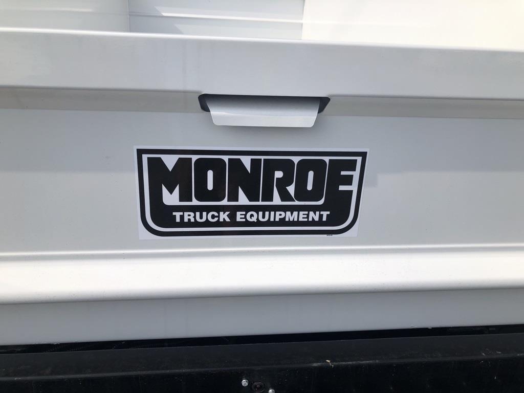 2020 Chevrolet Silverado 3500 Crew Cab DRW 4x4, Monroe MSS II Service Body #FK6051 - photo 10