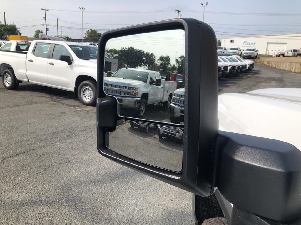 2020 Chevrolet Silverado 3500 Crew Cab DRW 4x4, Monroe MSS II Service Body #FK6051 - photo 22