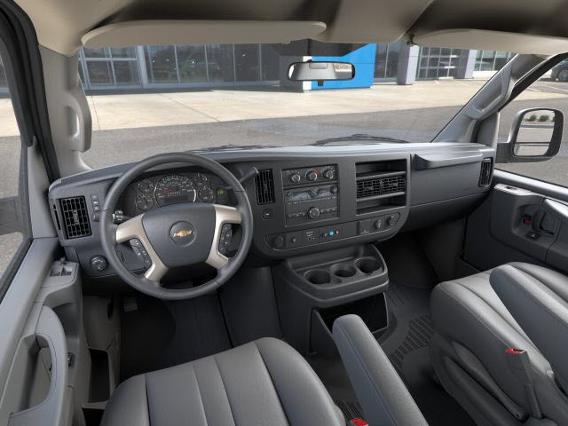 2019 Express 2500 4x2,  Sortimo Upfitted Cargo Van #FK6059 - photo 10