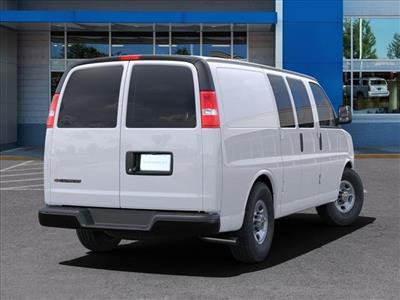 2021 Chevrolet Express 2500 4x2, Empty Cargo Van #FK6119 - photo 2