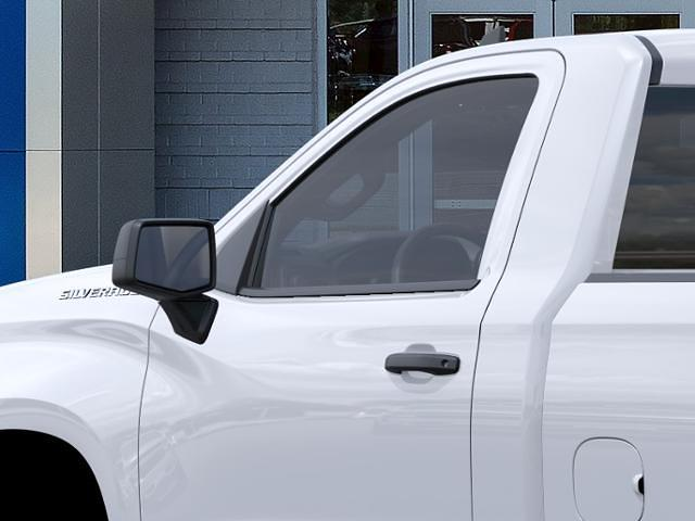 2021 Chevrolet Silverado 1500 Regular Cab 4x2, Pickup #FK6191 - photo 10