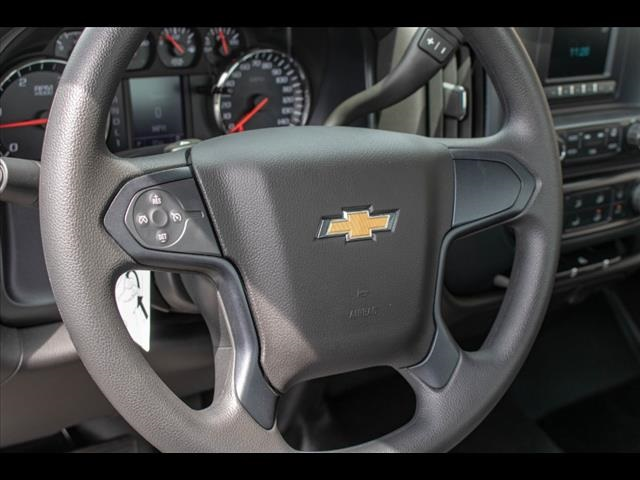 2019 Chevrolet Silverado 5500 Regular Cab DRW 4x2, Cab Chassis #FK6211X - photo 19