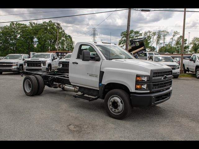 2019 Chevrolet Silverado 5500 Regular Cab DRW 4x2, Cab Chassis #FK6211X - photo 7
