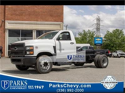 2019 Chevrolet Silverado 5500 Regular Cab DRW 4x2, Cab Chassis #FK6211X - photo 1