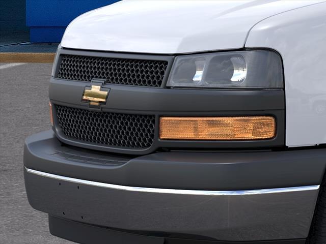 2021 Chevrolet Express 2500 4x2, Empty Cargo Van #FK62232 - photo 11