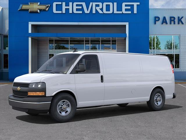 2021 Chevrolet Express 2500 4x2, Empty Cargo Van #FK62232 - photo 3