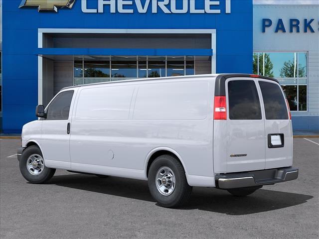 2021 Chevrolet Express 2500 4x2, Empty Cargo Van #FK62232 - photo 4