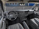 2021 Chevrolet Express 2500 4x2, Empty Cargo Van #FK62232 - photo 12