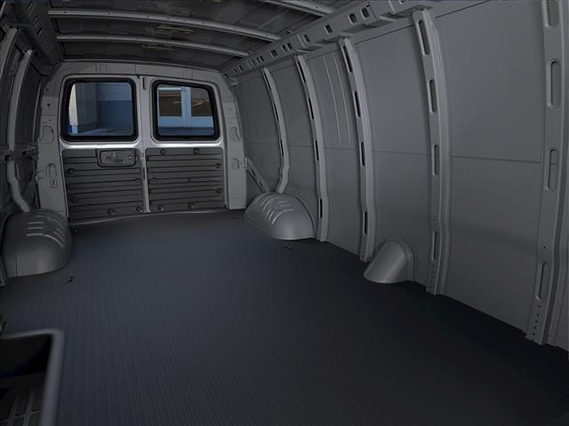 2021 Chevrolet Express 2500 4x2, Knapheide KVE Upfitted Cargo Van #FK62286 - photo 14