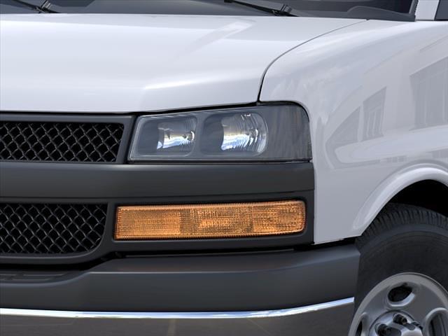 2021 Chevrolet Express 2500 4x2, Knapheide KVE Upfitted Cargo Van #FK62286 - photo 8