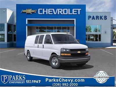 2021 Chevrolet Express 2500 4x2, Knapheide KVE Upfitted Cargo Van #FK62286 - photo 1